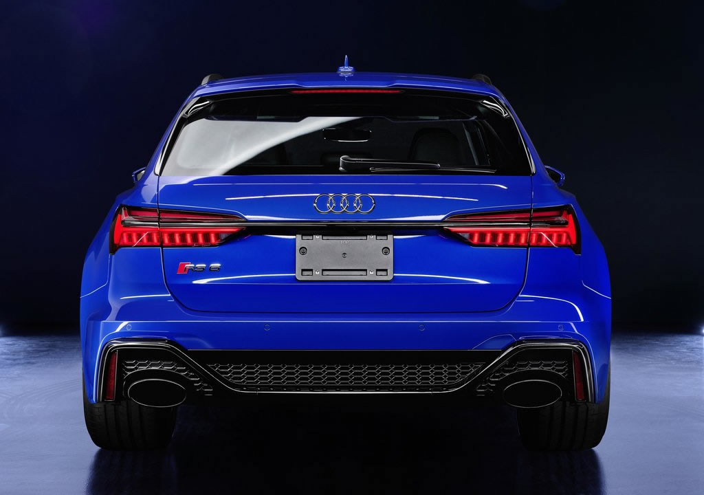 2021 Yeni Audi RS6 Avant RS Tribute Edition