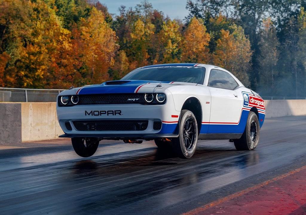 2021 Dodge Challenger Mopar Drag Pak Fiyatı