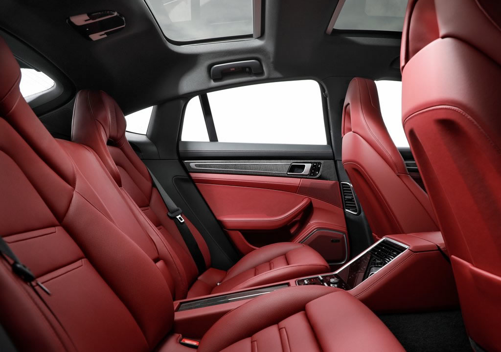 2021 Porsche Panamera 4S E-Hybrid Donanımları