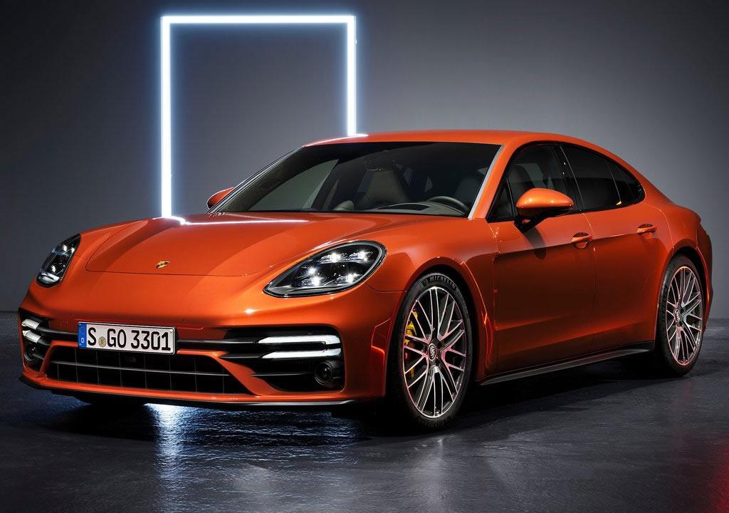 2021 Porsche Panamera Turbo S Özellikleri