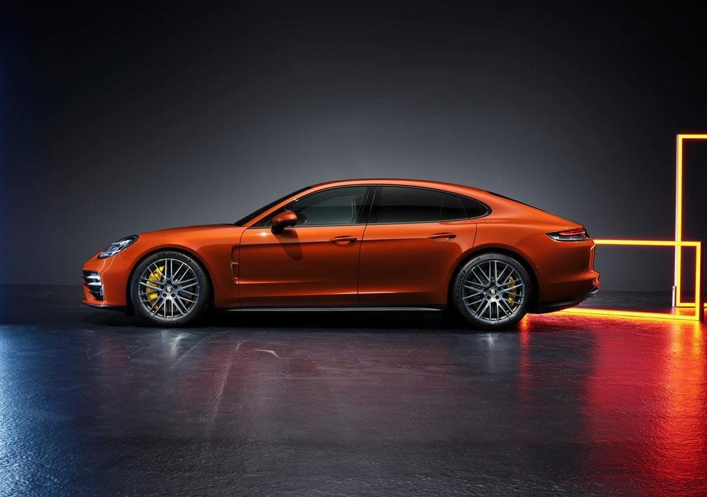 2021 Porsche Panamera Turbo S Teknik Özellikleri