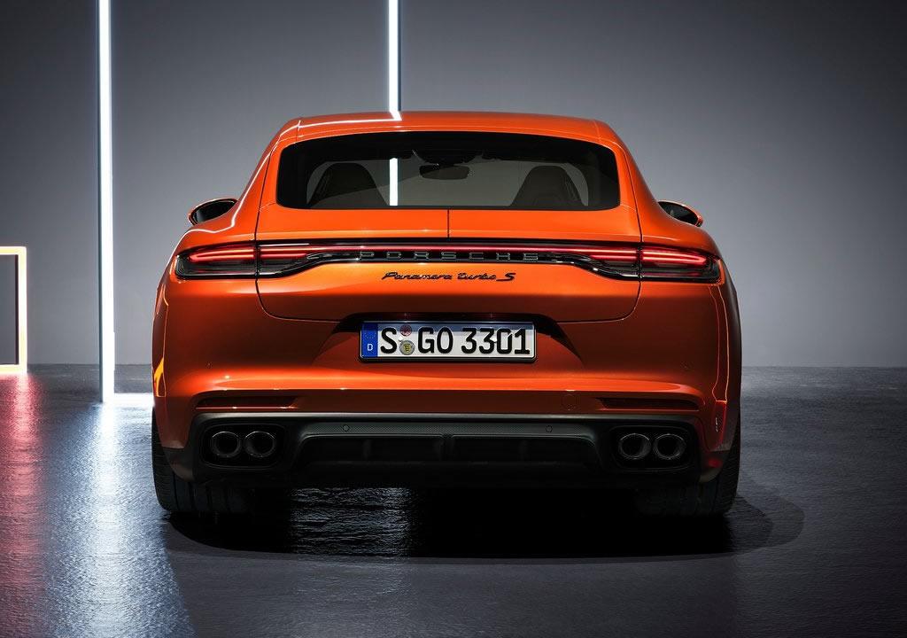 2021 Porsche Panamera Turbo S Türkiye