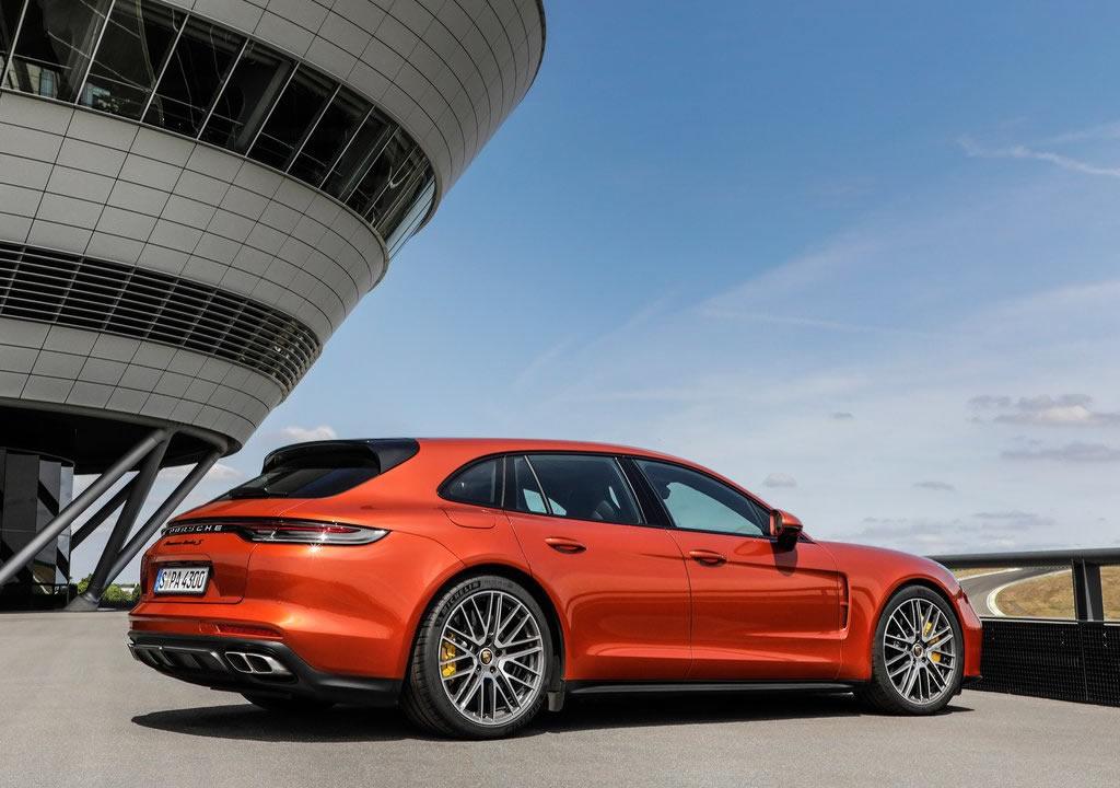 2021 Porsche Panamera Turbo S Sport Turismo Teknik Özellikleri