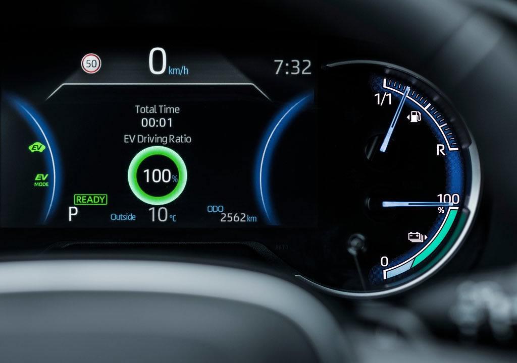 2021 Yeni Toyota RAV4 Plug-in Hybrid Kaç Beygir?