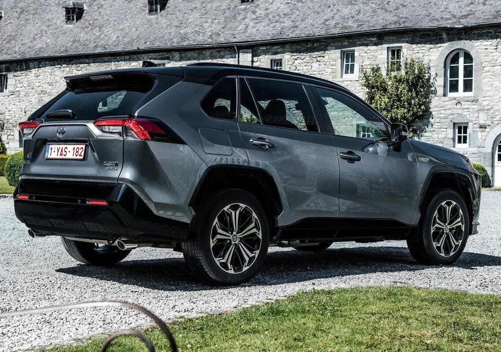 2021 Toyota RAV4 Plug-in Hybrid Teknik Özellikleri