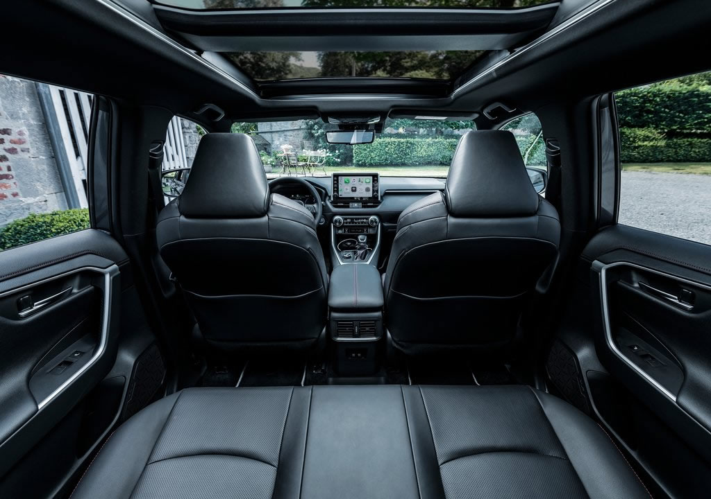 2021 Toyota RAV4 Plug-in Hybrid Türkiye
