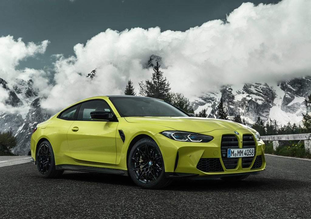 2021 Yeni BMW M4 Competition (G82)