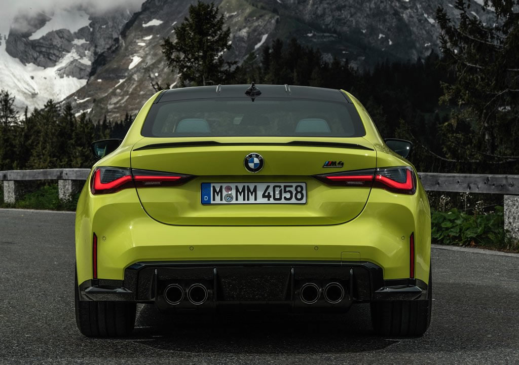 2021 Yeni BMW M4 Competition G82 0-100 km/s