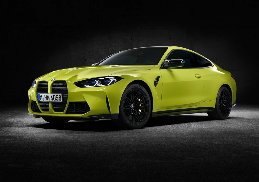 2021 Yeni BMW M4 Competition