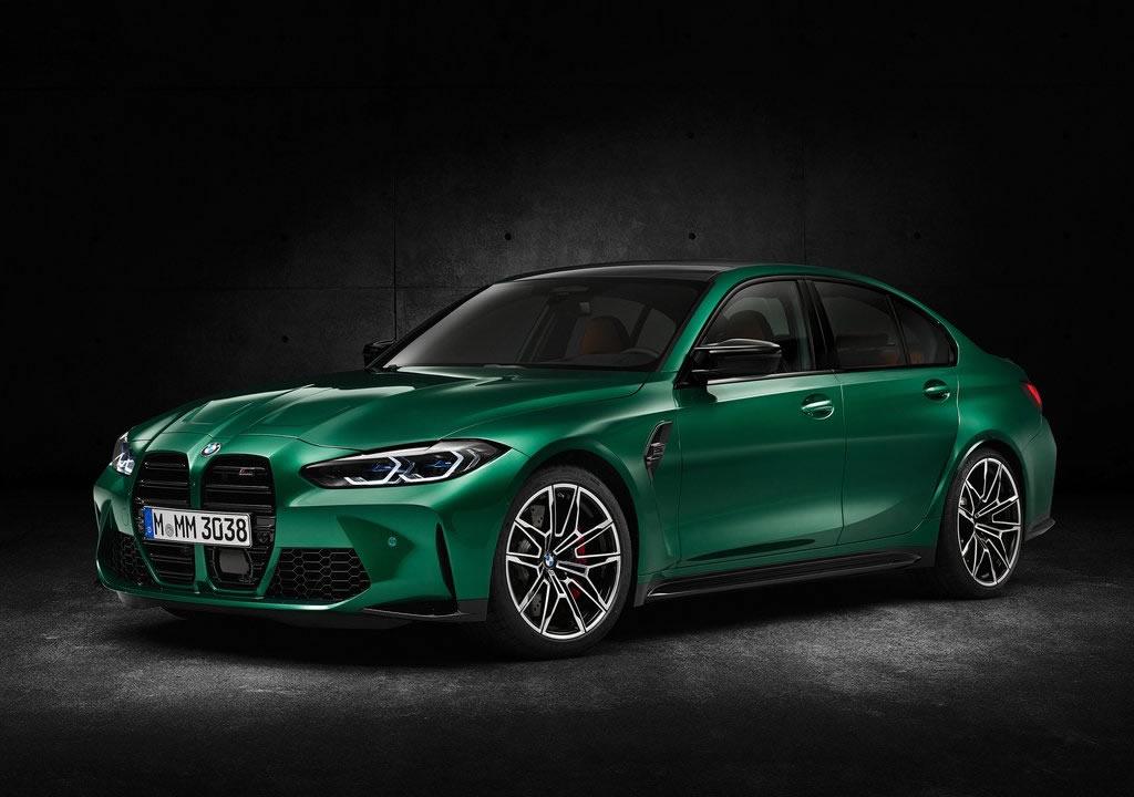 2021 Yeni Kasa BMW M3 Sedan Competition (G80) Ne Zaman?