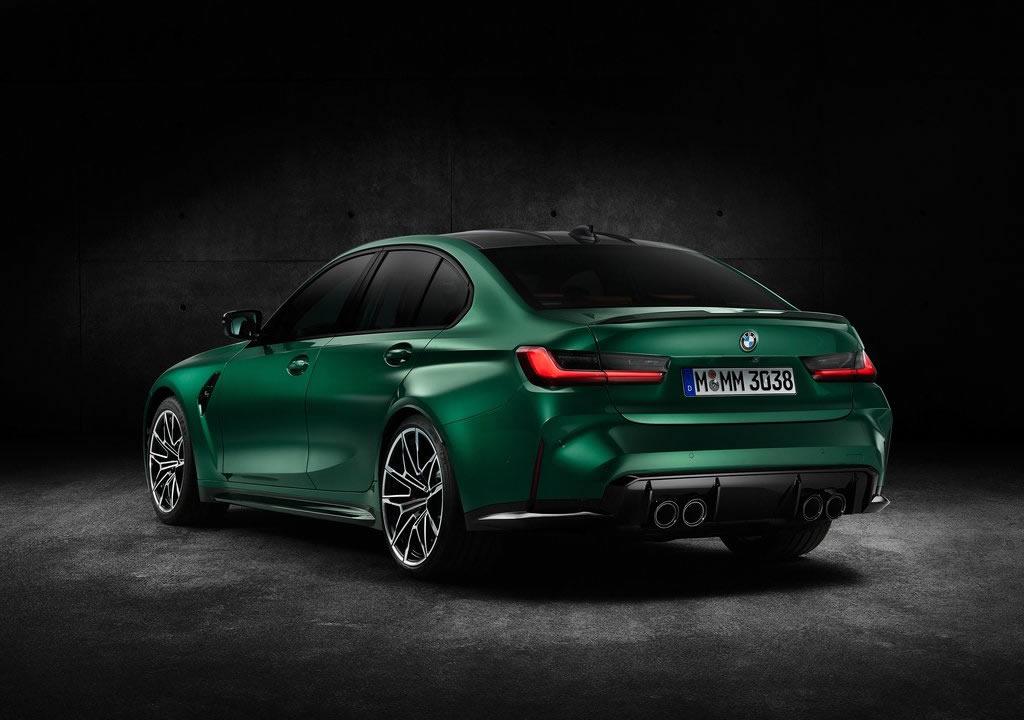 2021 Yeni Kasa BMW M3 Sedan Teknik Özellikleri