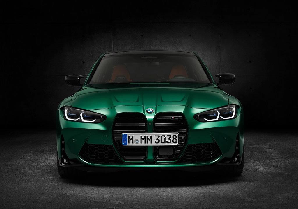 2021 Yeni Kasa BMW M3 Sedan