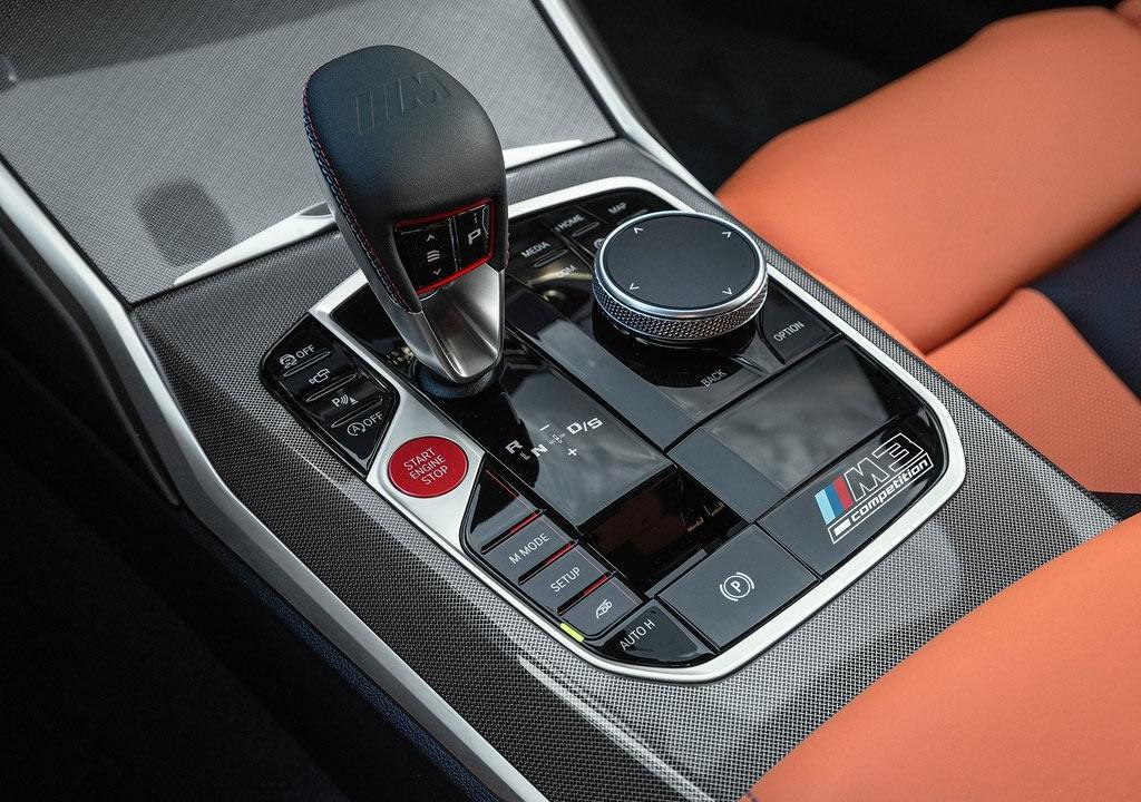 2021 Yeni Kasa BMW M3 Sedan G80 Kaç Beygir?