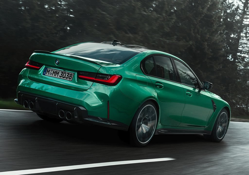 2021 Yeni Kasa BMW M3 Sedan Competition (G80) Rakipleri