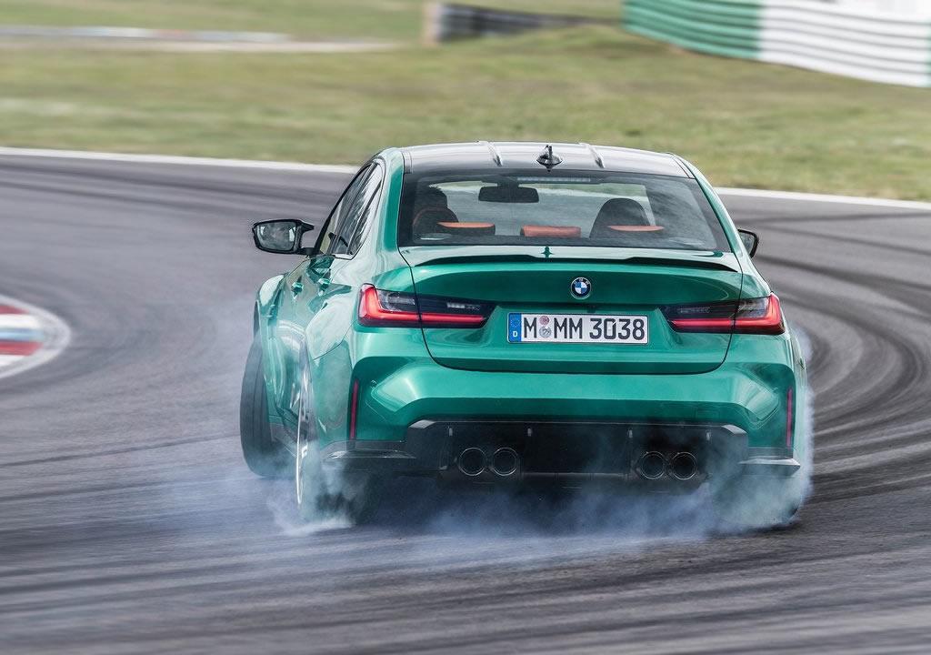 2021 Yeni Kasa BMW M3 Sedan Competition (G80) Fotoğrafları