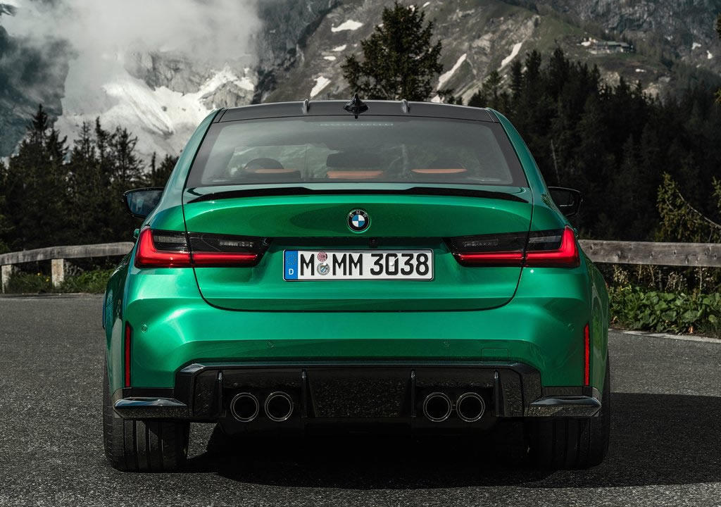 2021 Yeni Kasa BMW M3 Sedan Competition (G80) 0-100 km/s