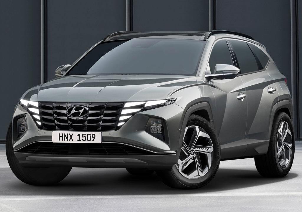 2021 Yeni Kasa Hyundai Tucson (MK4) Teknik Özellikleri