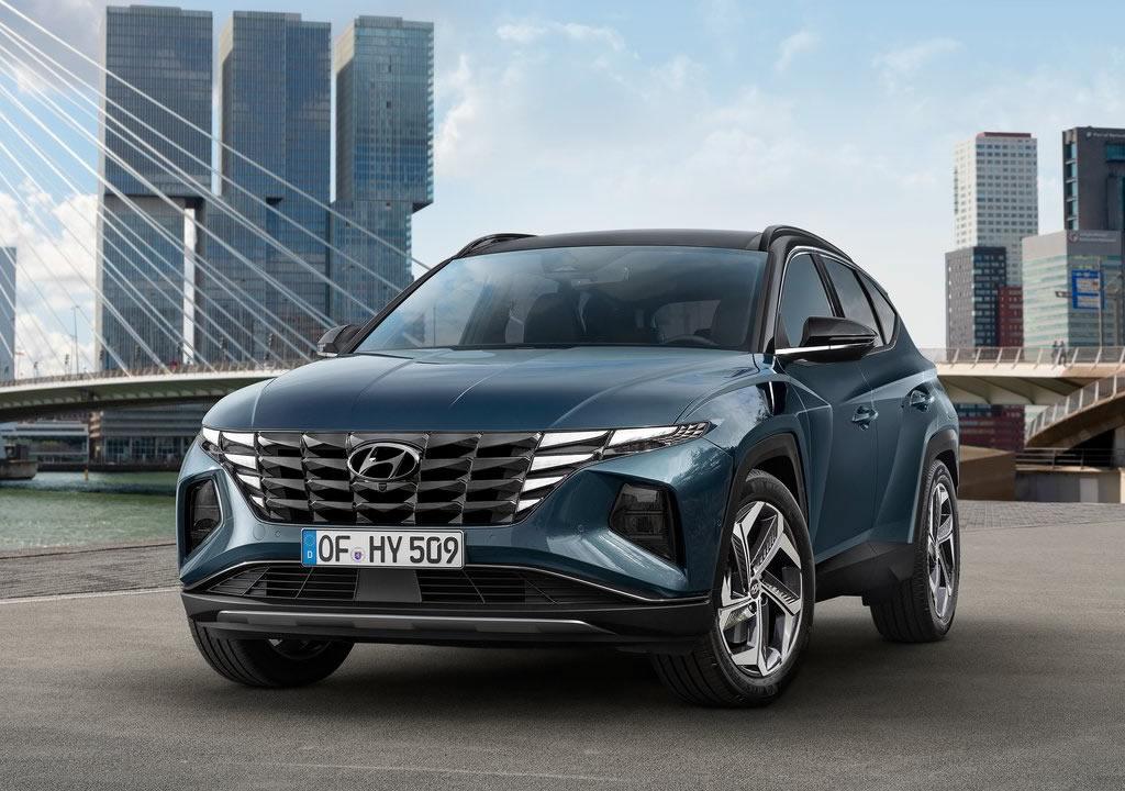 2021 Yeni Kasa Hyundai Tucson (MK4)