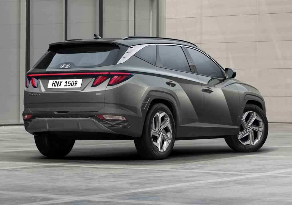 2021 Yeni Kasa Hyundai Tucson (MK4) Donanımları