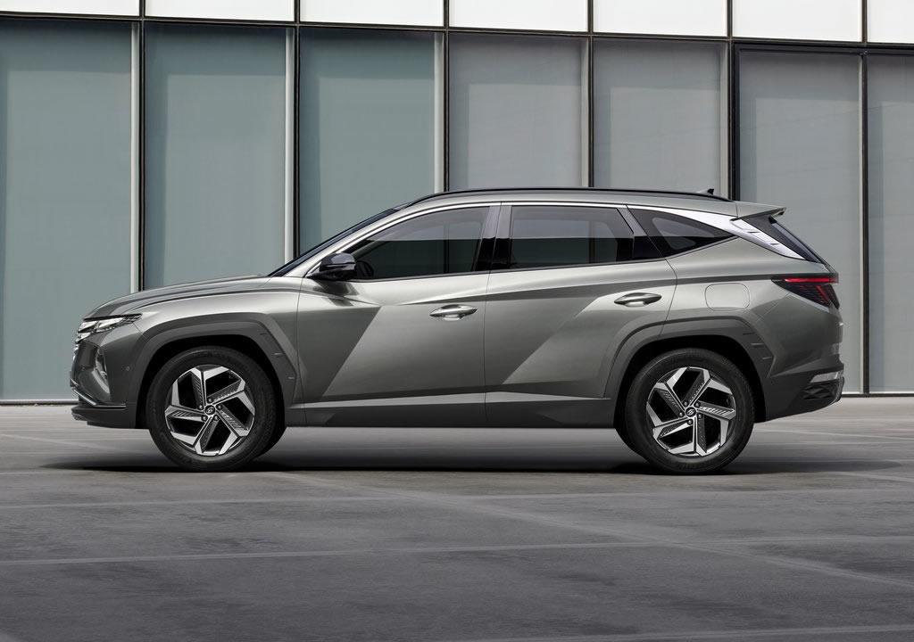 2021 Yeni Kasa Hyundai Tucson Motor Seçenekleri
