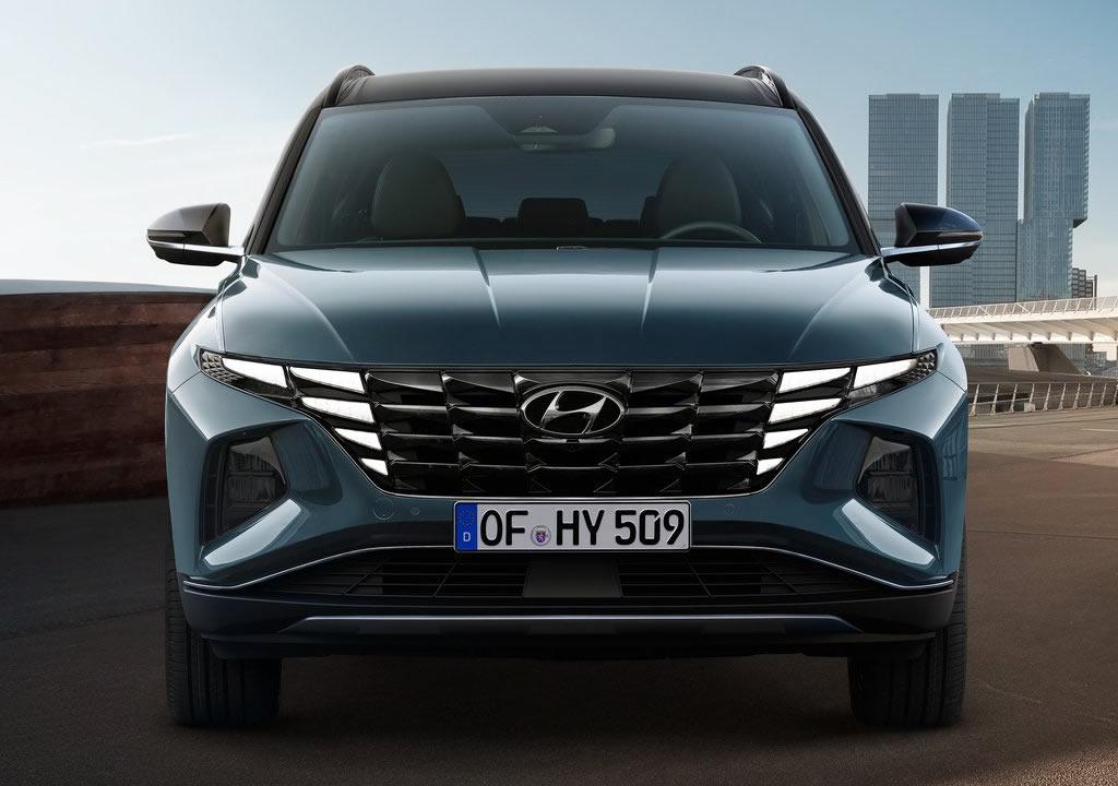 2021 Yeni Hyundai Tucson