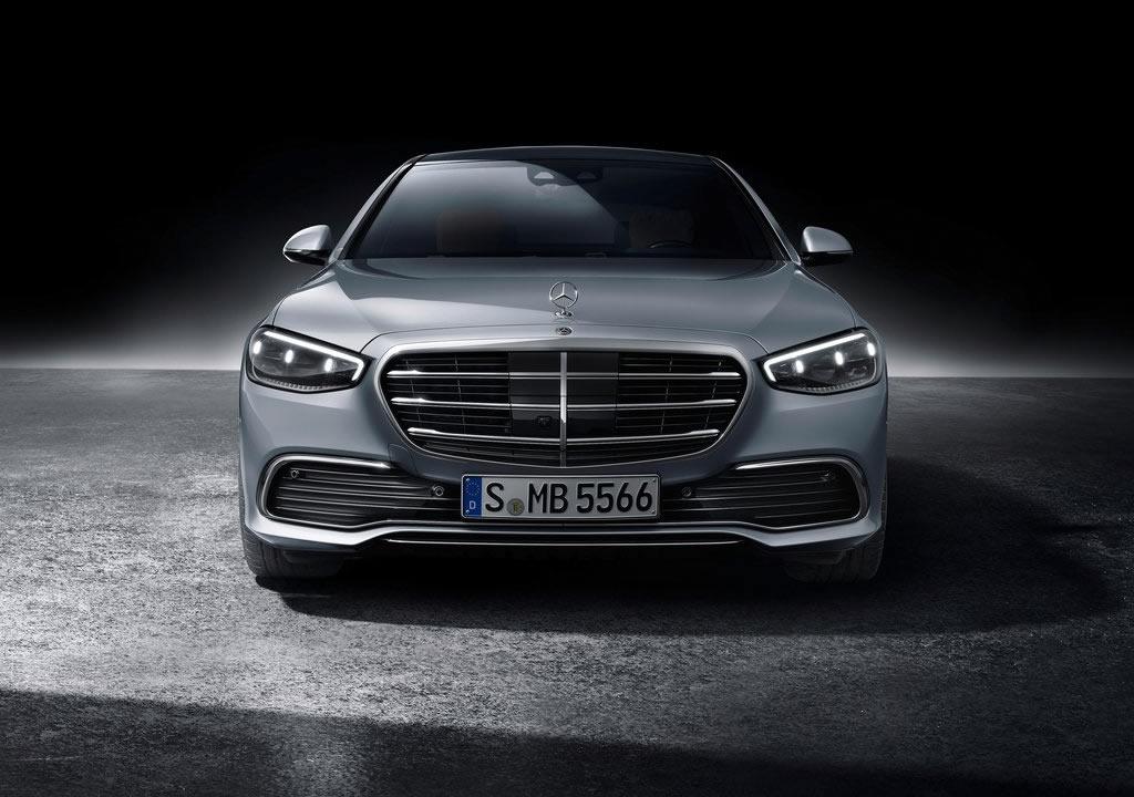 Yeni Mercedes-Benz S Serisi W223