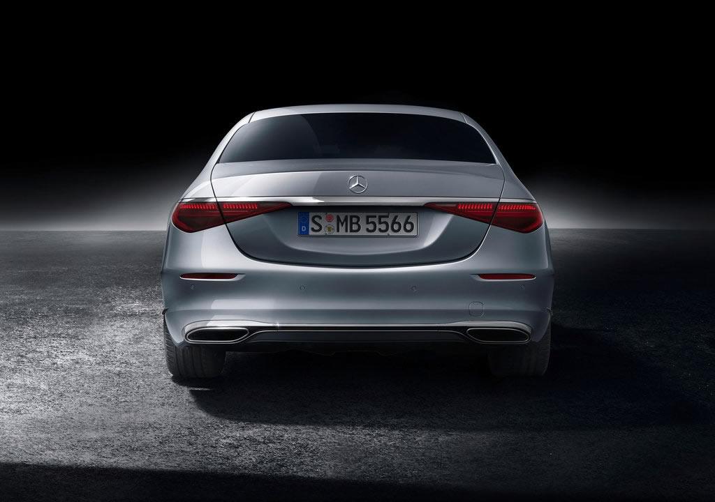 2021 Yeni Mercedes-Benz S Serisi W223 Fotoğrafları