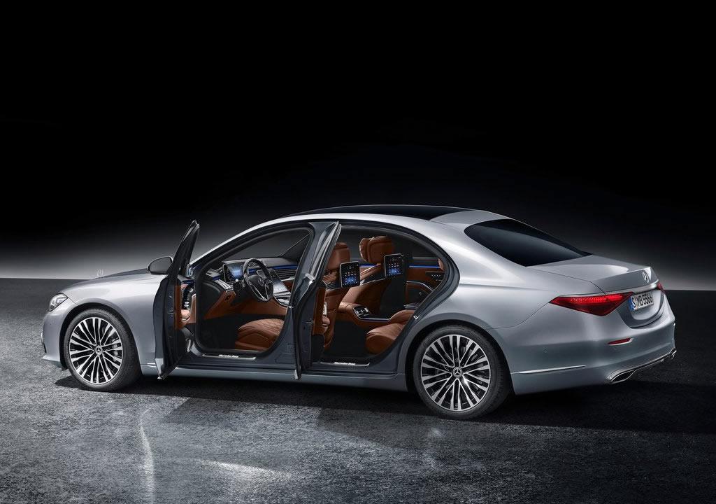 2021 Yeni Mercedes-Benz S Serisi W223 Fiyatı