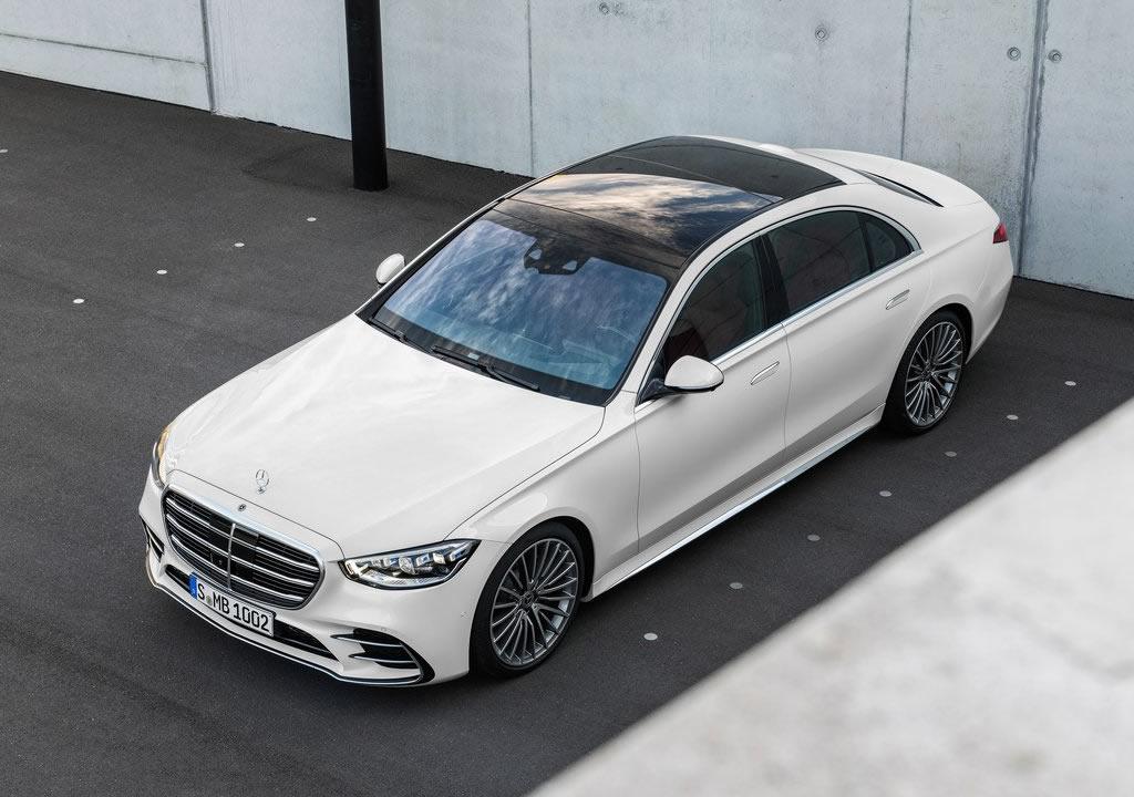 2021 Yeni Kasa Mercedes-Benz S Serisi MK7