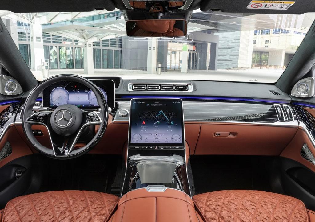 2021 Yeni Mercedes-Benz S Serisi W223 Donanımları