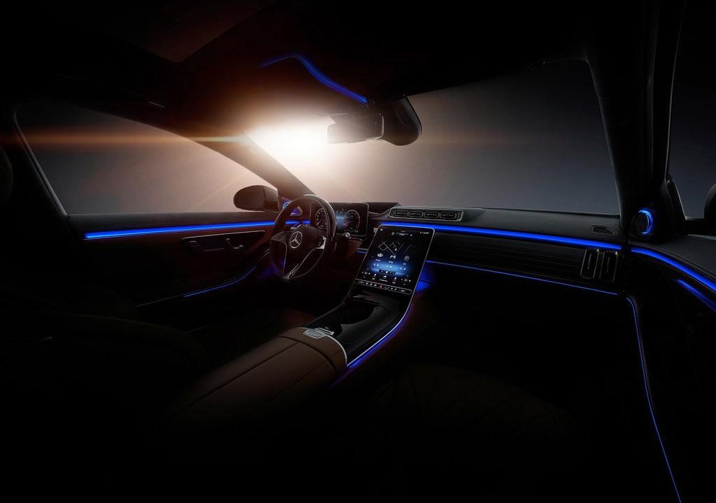 2021 Yeni Kasa Mercedes-Benz S Serisi