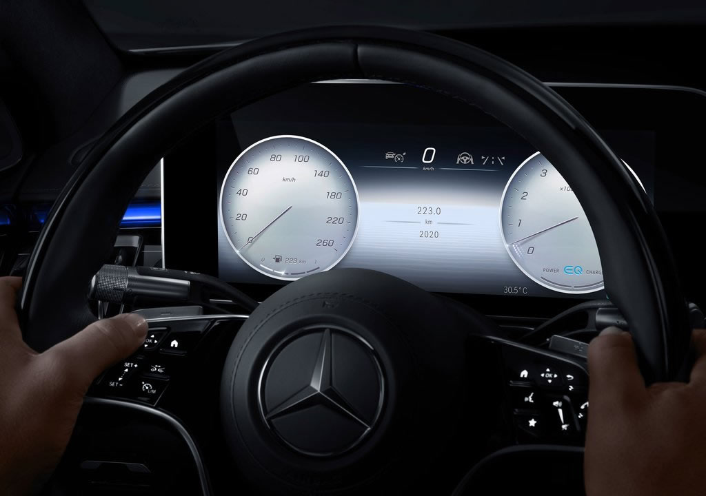 Yeni Kasa Mercedes-Benz S Serisi Motorları