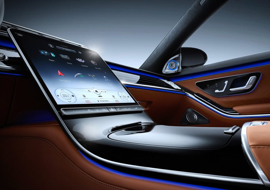 Yeni Kasa Mercedes-Benz S Serisi