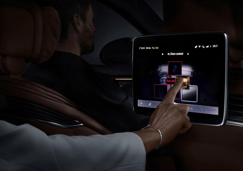 2021 Yeni Kasa Mercedes S Serisi
