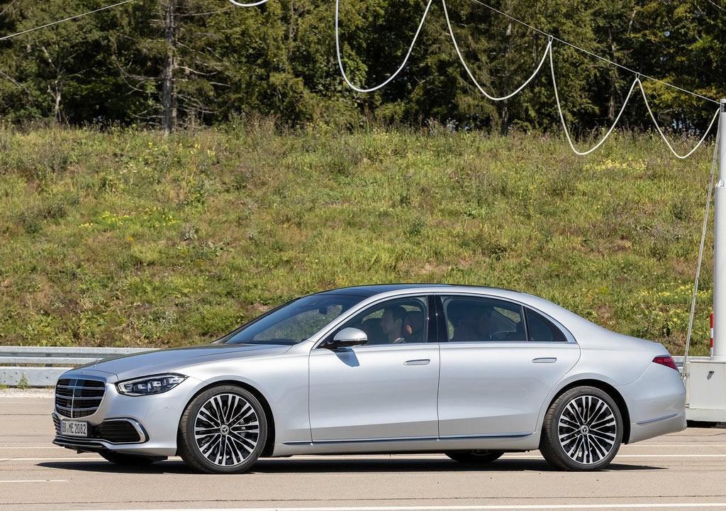 2021 Yeni Kasa Mercedes-Benz S Serisi (W223) Teknik Özellikleri