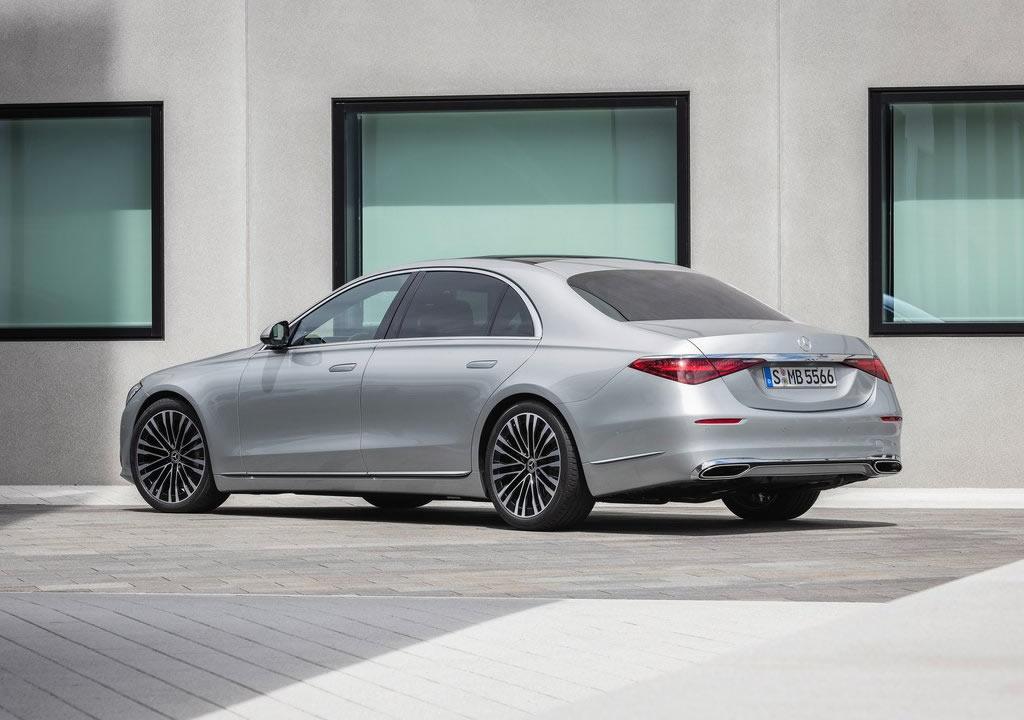 2021 Yeni Kasa Mercedes-Benz S Serisi (W223) Özellikleri