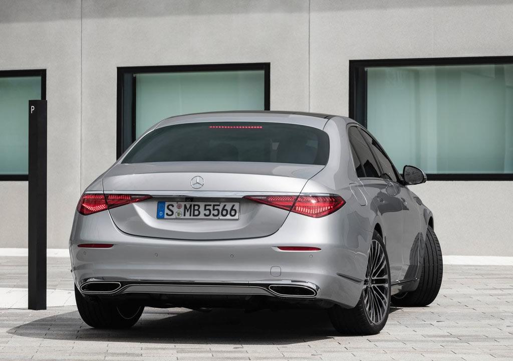2021 Yeni Kasa Mercedes-Benz S Serisi (W223) Donanımları