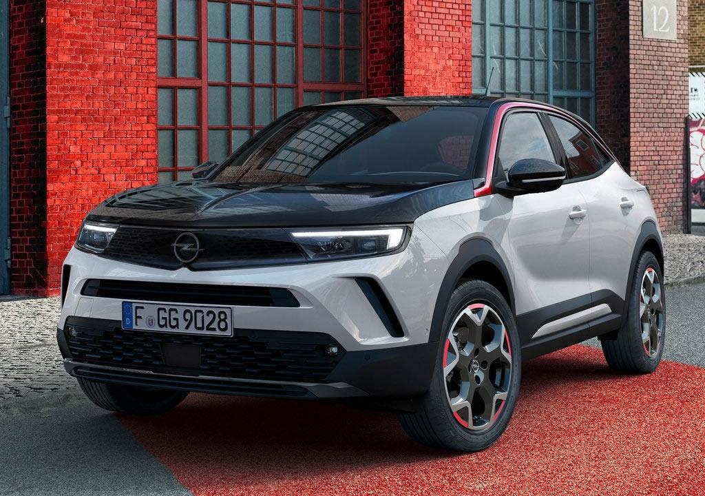 2021 Yeni Kasa Opel Mokka Teknik Özellikleri