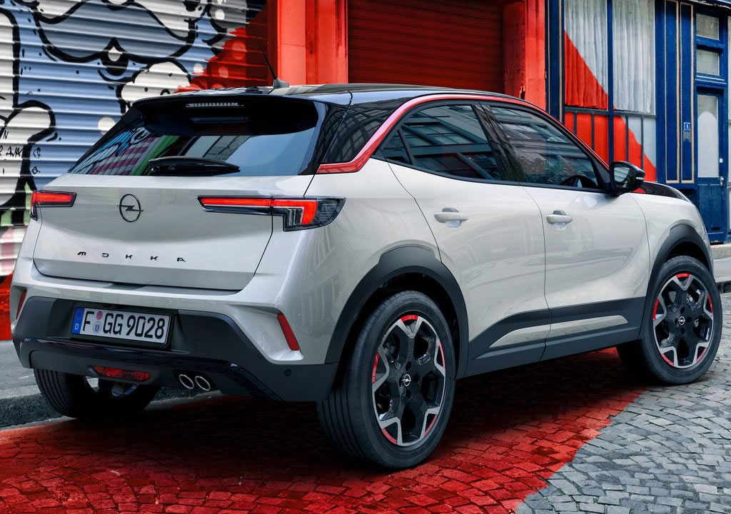 2021 Yeni Kasa Opel Mokka Özellikleri