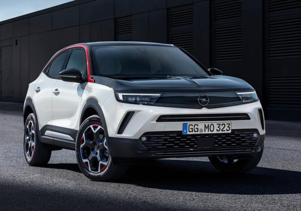 2021 Yeni Kasa Opel Mokka