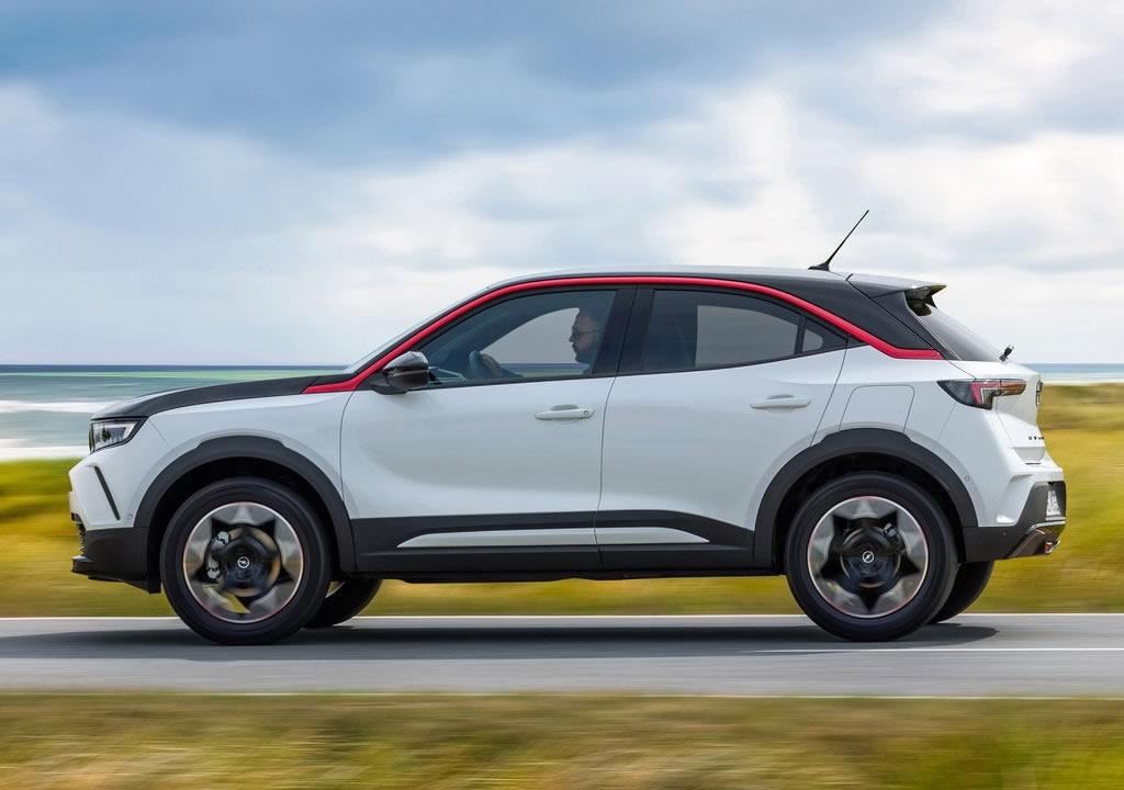 2021 Yeni Kasa Opel Mokka Fotoğrafları