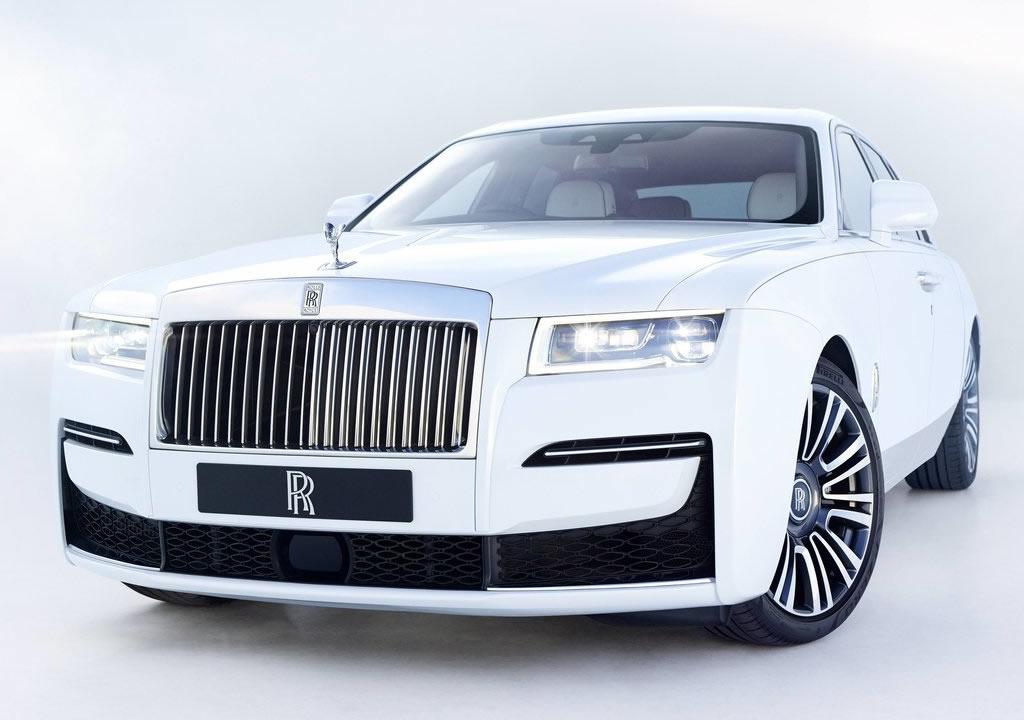 2021 Yeni Kasa Rolls-Royce Ghost Özellikleri