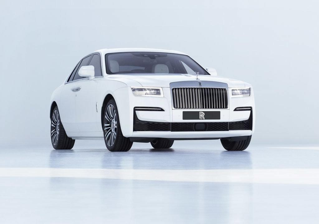 2021 Yeni Kasa Rolls-Royce Ghost Teknik Özellikleri