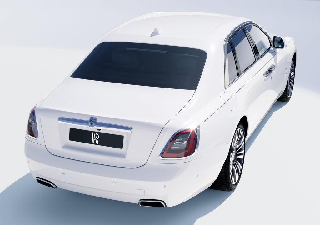 2021 Yeni Kasa Rolls-Royce Ghost