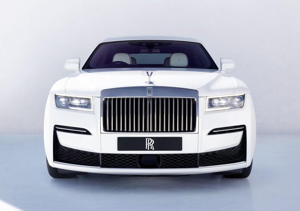 2021 Yeni Kasa Rolls-Royce Ghost Donanımları