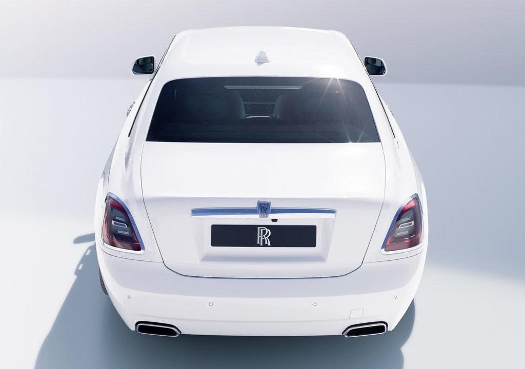 2021 Yeni Kasa Rolls-Royce Ghost Fotoğrafları