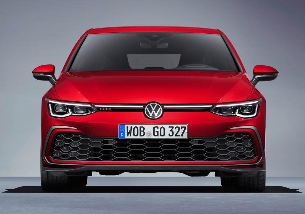 2021 Yeni Kasa Volkswagen Golf 8 GTI Türkiye Fiyatı
