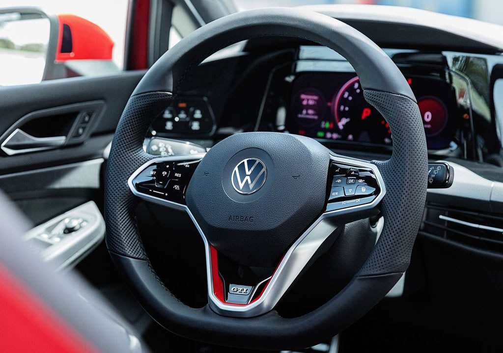 2021 Yeni Kasa Volkswagen Golf 8 GTI Donanımları