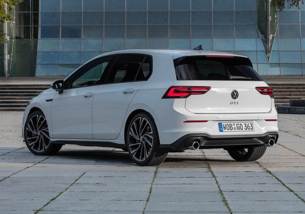 2021 Yeni Kasa Volkswagen Golf 8 GTI Özellikleri