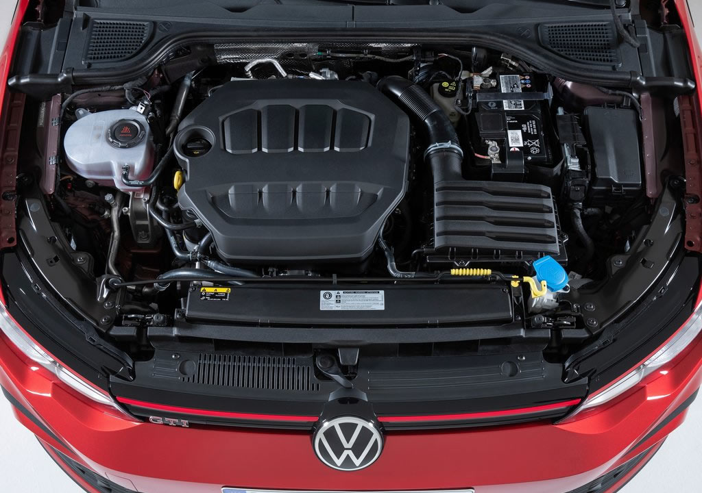 Yeni Volkswagen Golf 8 GTI Motoru